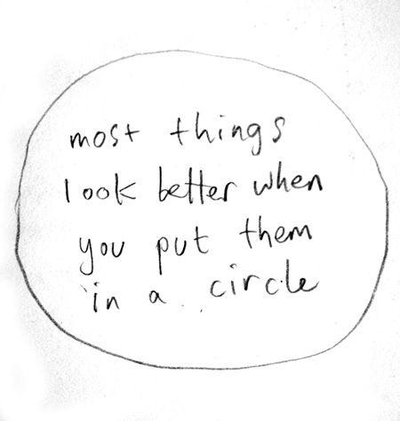 Banksy circle   Visual Art Research
