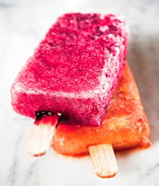 Spicy mango ice pops | Tasty Morsels of Deliciousness! | Pinterest