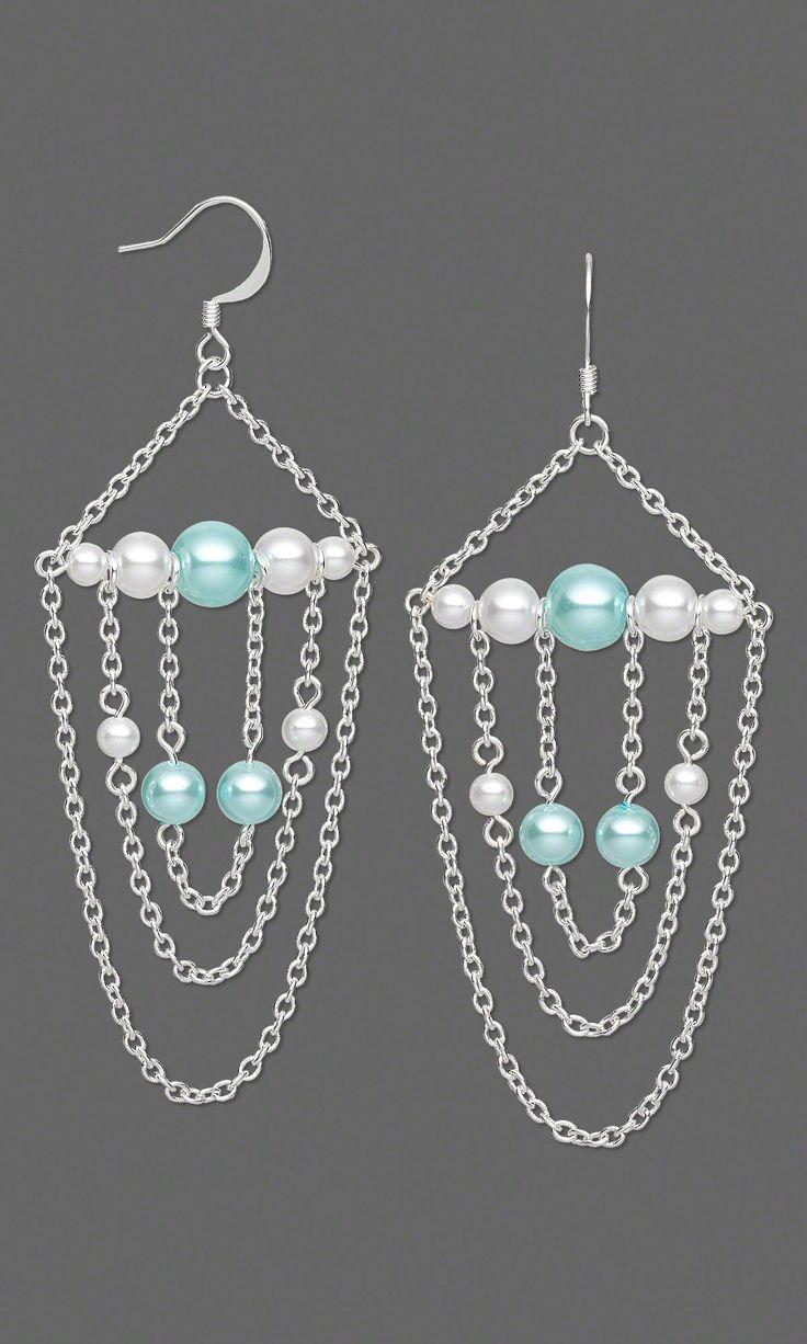 Gallery Of Designs  Fire Mountain Gems And Beads Wire Earringsjewellery  Earringschandelier