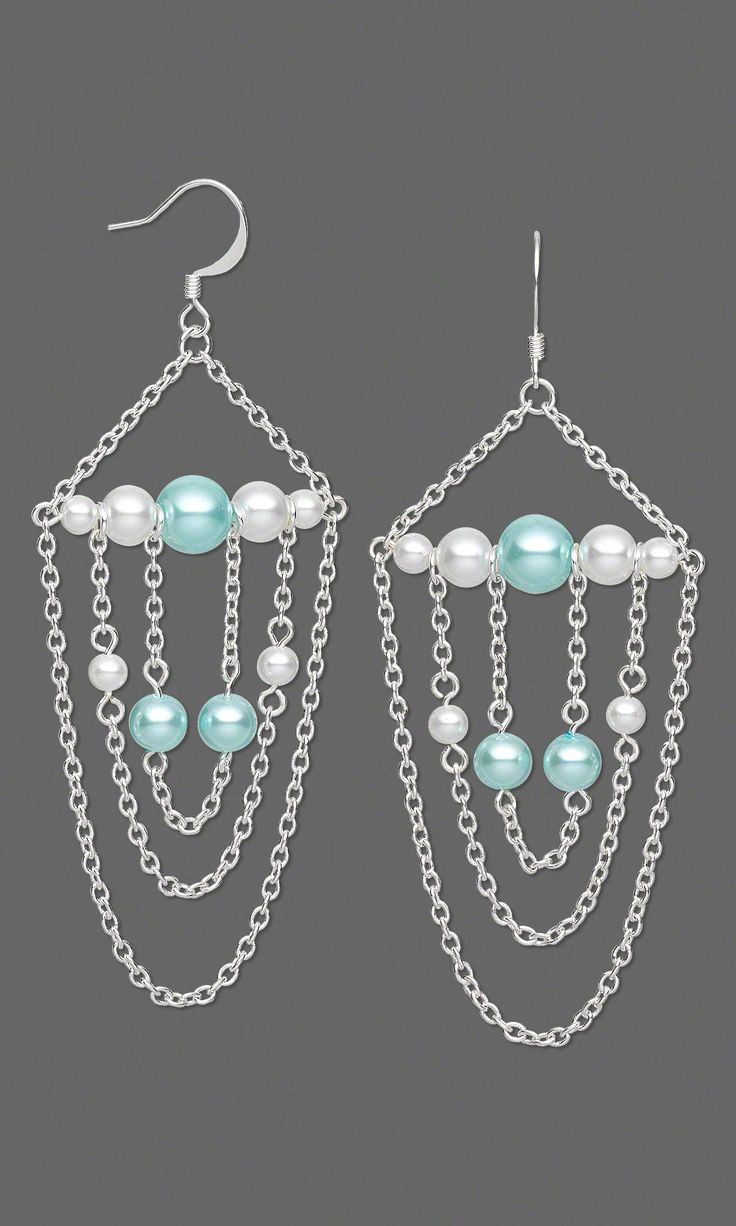 Gallery Of Designs  Fire Mountain Gems And Beads · Wire Earringsjewellery