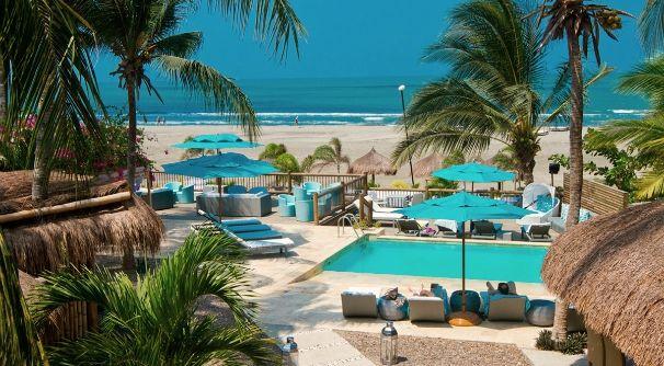 This is Cartagena Karmairi Hotel & Spa.