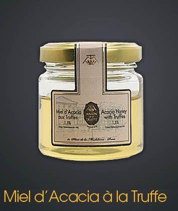 Maison de la Truffe - Miel d'Acacia à la Truffe