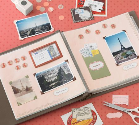 Scrapbooking for Beginners.