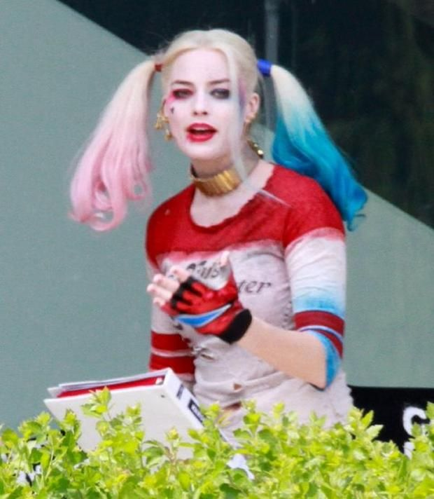 Suicide Squad: set pics, including Will Smith as Deadshot   Den of Geek