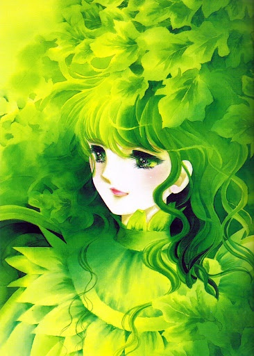 classicshoujo: Artwork by Chieko Hara