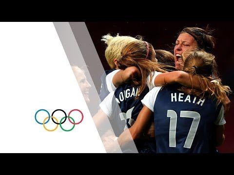 Algarve Cup Final • USA vs. France (720p) - YouTube