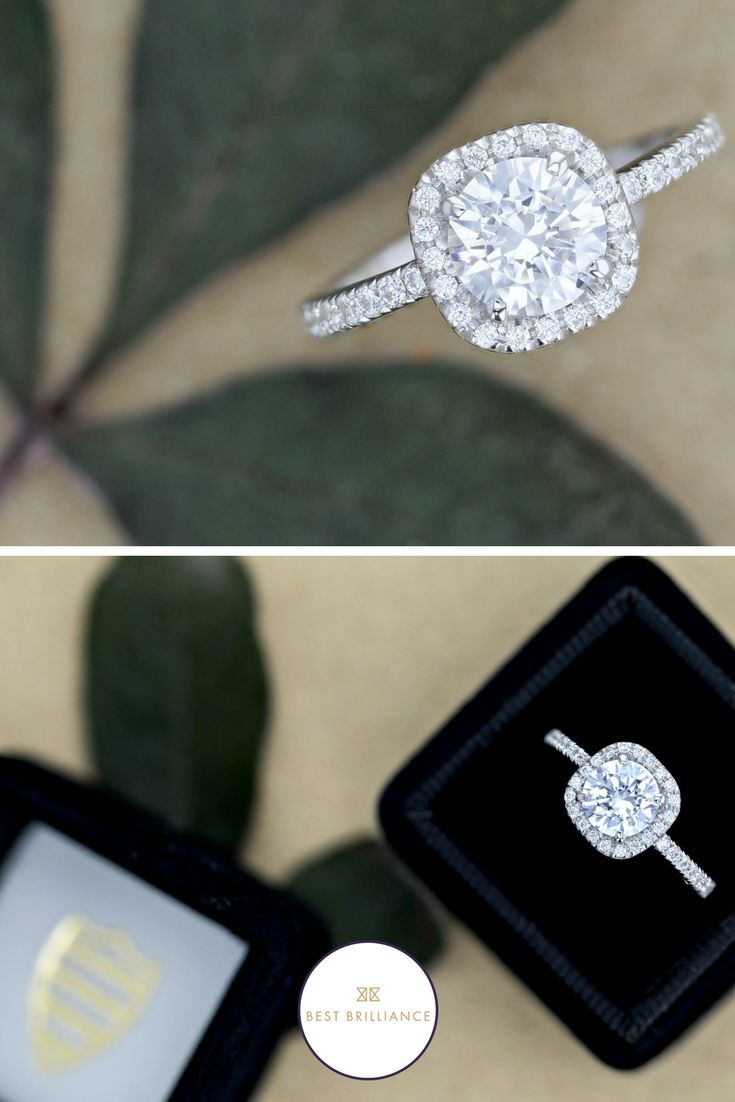 Find This Pin And More On Engagement Rings Side Stones