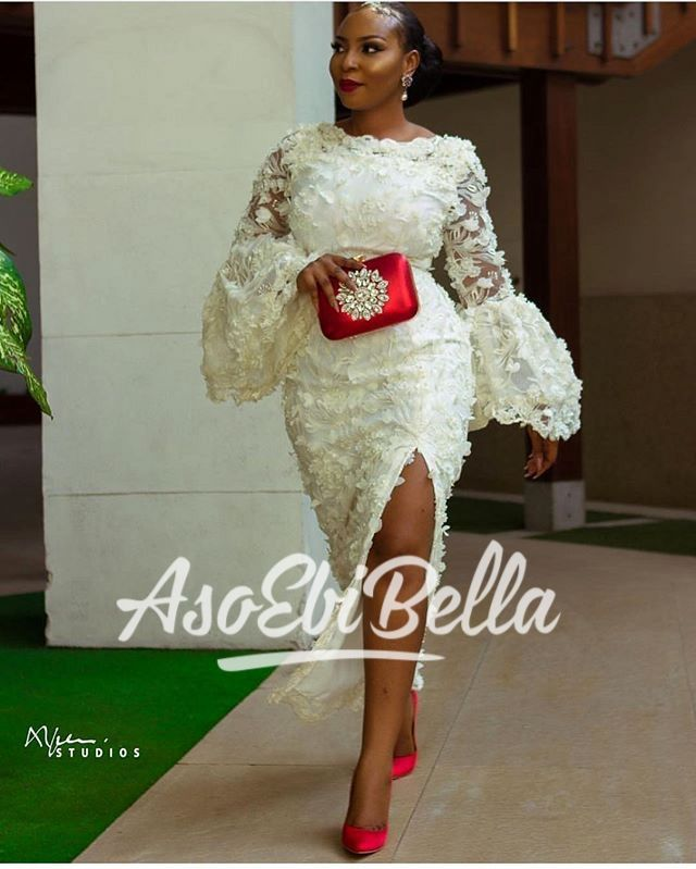 BellaNaija Weddings presents #AsoEbiBella – Vol. 179 – The Latest Aso Ebi Styles