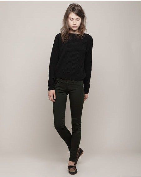 plain and simple - rag & bone: Olive Jeans, A Letter, Wardrobe, Black Jeans, Photo