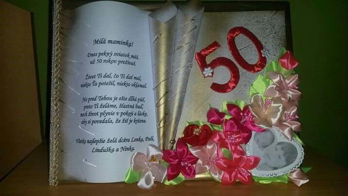Kniha k narodeninam