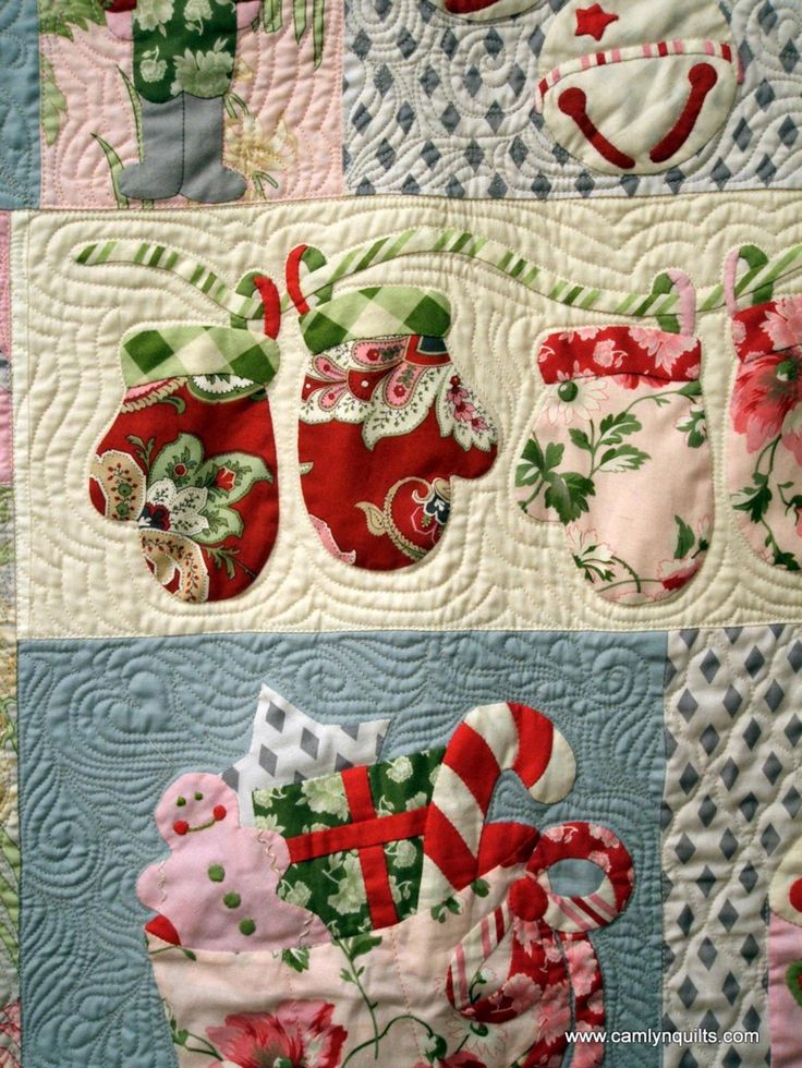 826 Best Images About Christmas Quiilts And Wallhangings