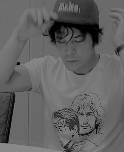 Bob Morley... Anybody else note the Point Break tee????? And the original i might add....