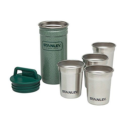 Stanley Stainless Steel Shot Glass Set - 2oz *** FIND OUT @ http://www.buyoutdoorgadgets.com/stanley-stainless-steel-shot-glass-set-2oz/?a=4793