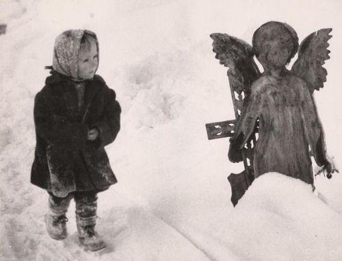 """regardintemporel: """" Martin Martinček - L'Enfant et l'Ange, 1963 """""""