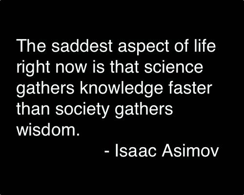 a biography of isaac asimov and the history of science fiction Isaac asimov biography - born on january 2, 1920 in russia, isaac asimov was an american writer specializing in the genre of science fiction he is considered one of.