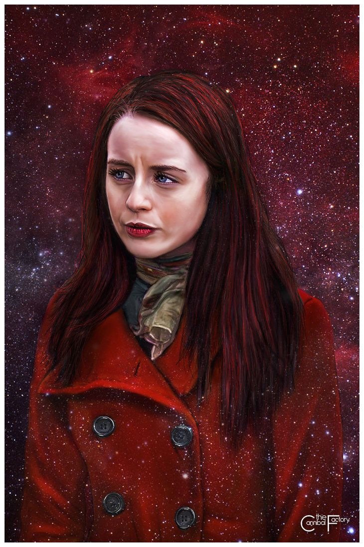 Hannibal   Abigail Hobbs - The Contracting Universe by Mars Martin