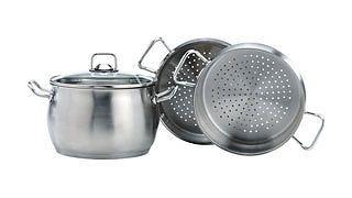 vaporiera COLLEZIONE PREMIUM COOKING FRANKE induzione http://stores.ebay.it/massaricasa-shop