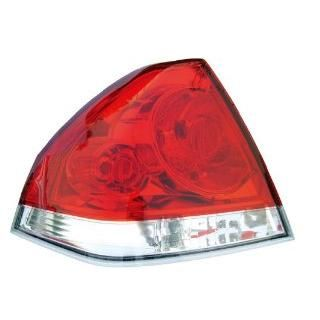 2006-2013 Chevrolet Impala New Driver Side Tail Light: 2006-2013 Chevrolet Impala New Driver Side Tail Light #CarHeadlights #AutoHeadlights