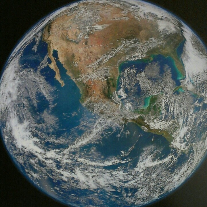 nasa blue marble - photo #17
