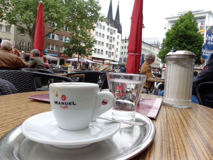 ...Espresso am Heumarkt in Köln | Leben in deutschland ...