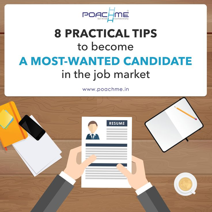 8 practical tips to become a most-wanted candidate in the job market  1. Be a Specialist  2. Be a Leader  3. Be a Team Player  4. Be a Curious Learner  5. Be Bold & Confident  6. Be Open Minded  7. Be Honest & have Integrity  8. Be a Visionary Read our blog to learn more: [Click on the image] #poachme #jobs #career