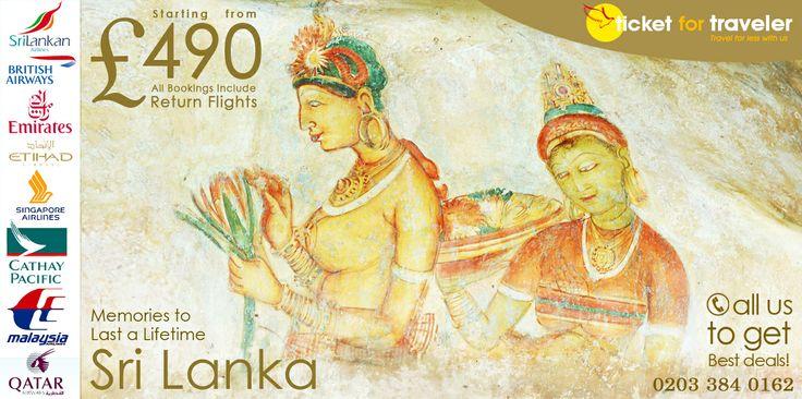 Want to visit Sri Lanka