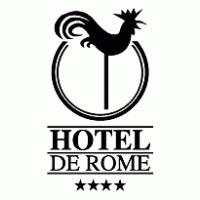 Logo of Hotel de Rome