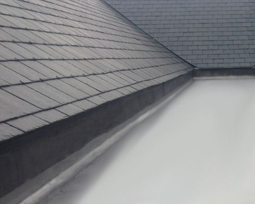 Mastic Asphalt Flat Roofing Is A Very Durable Coating On