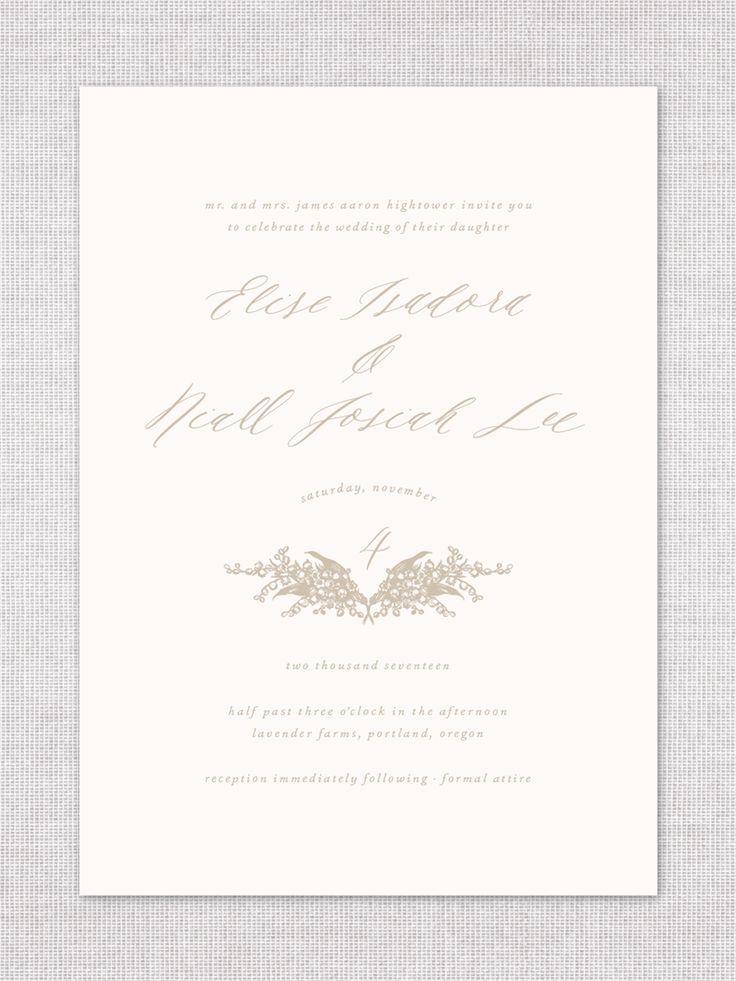 571 best WEDDING PAPER GOODS images on Pinterest | Bridal ...