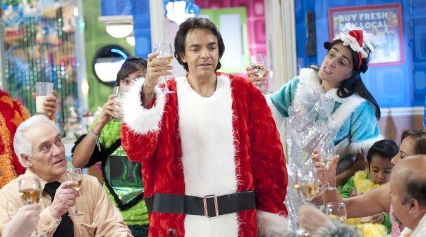 la familia peluche | La Navidad Perfecta