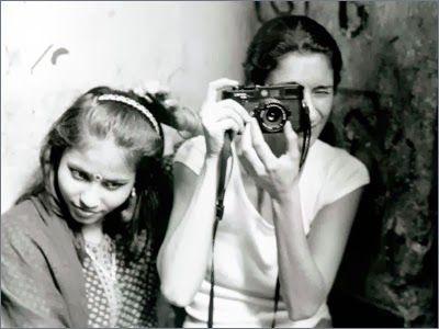 Los niños del barrio rojo de Calcuta