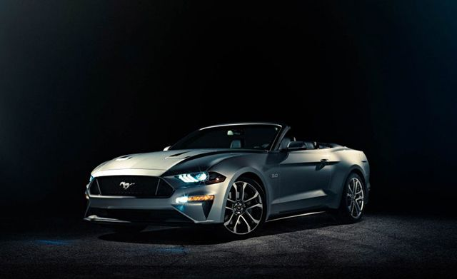 2018 Ford Mustang GT Convertible – Updated
