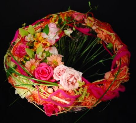 Per Benjamin Workshop - Negative Space Bouquet