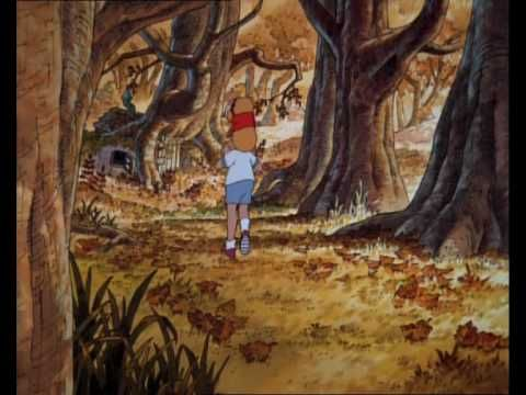 Wherever you are ; Winnie The Pooh <3