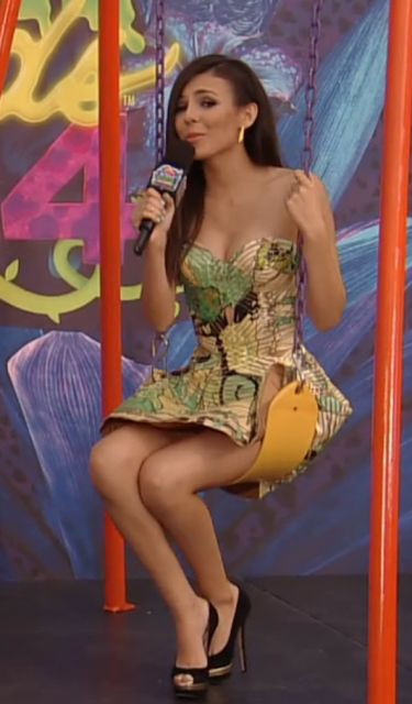 Victoria Justice KCA