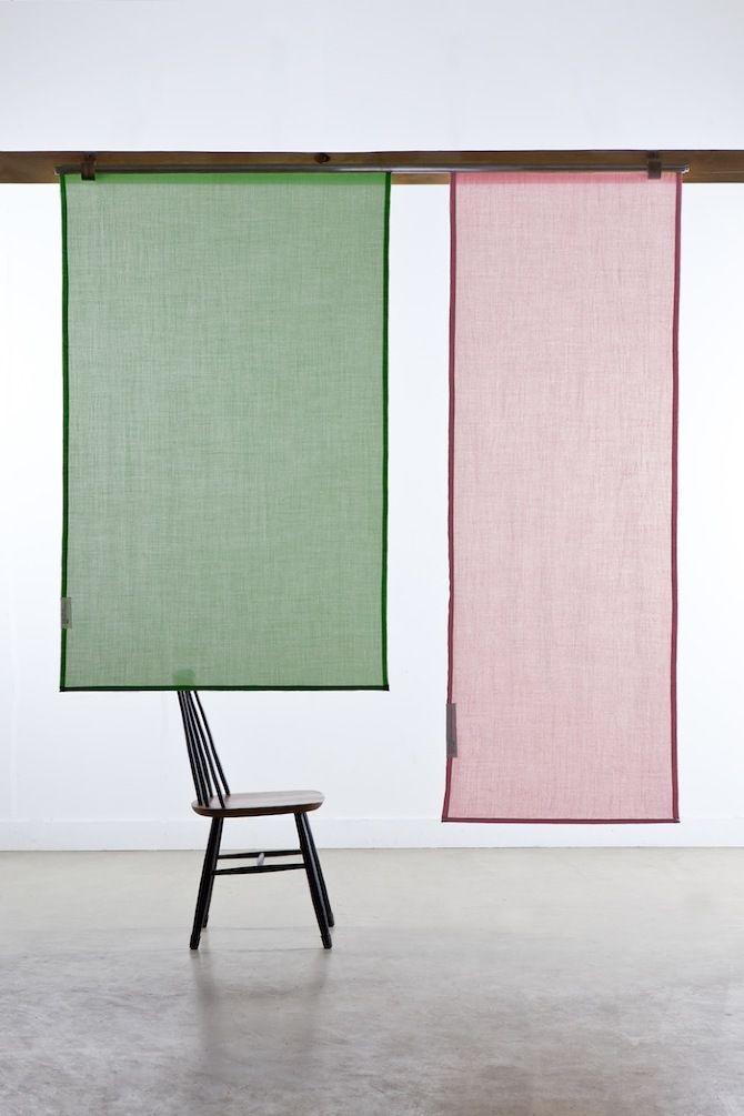 Raw Color, Tinctorial Textiles, Thisispaper Magazine