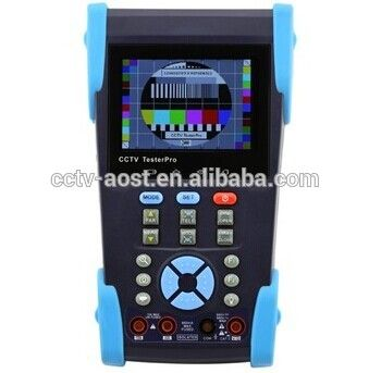 Best price 3.5 Multimeter CCTV Tester with IP address search and wire tracker model HVT2623T