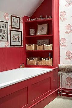 Excellent Best Ideas About Romantic Bathrooms Country Style White Luxury Lifestyle And Bath With Red Bathroom Designs