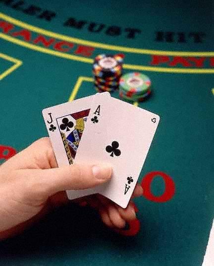 Blackjack system  for single