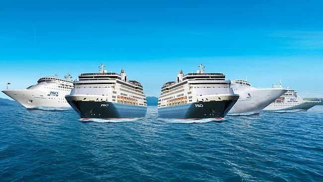 P&O to add 2 new ships as Australian cruises to grow to a million passengers a year - Other Cruise Lines - Cruise News - Cruise Ship Ind...