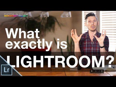 Lightroom 6 / CC Training Course