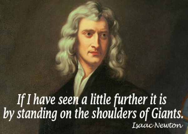 isaac newton quote ldquo all -#main