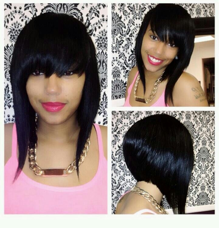 150 Best Bob Hairstyles Images By Authena Harris On Pinterest