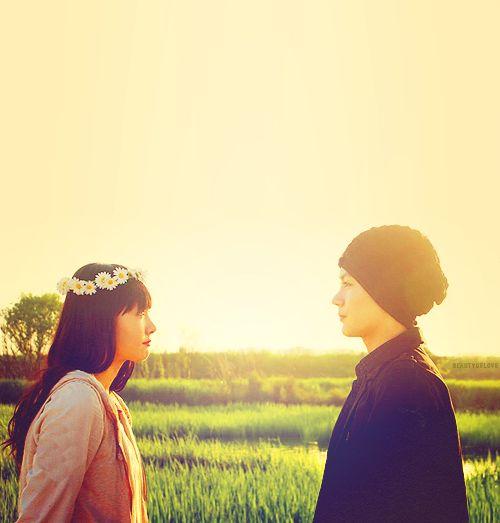 Yui Aragaki and Haruma Miura