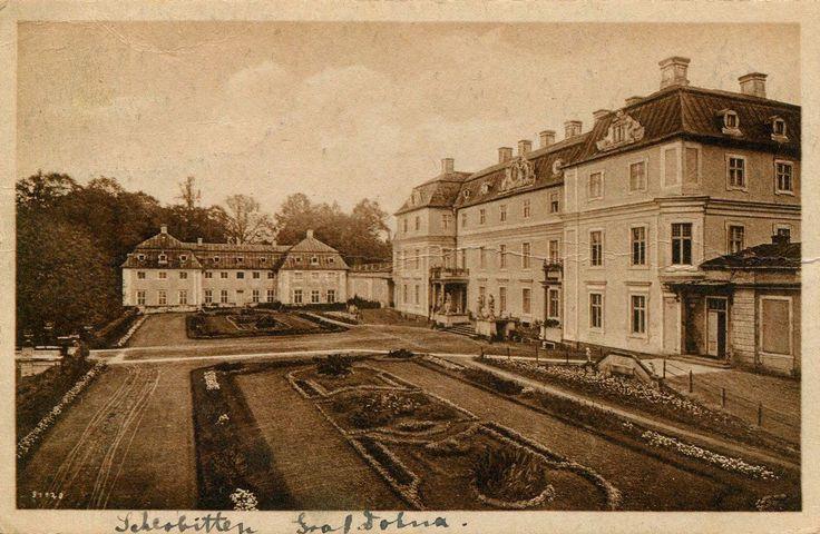Ein Blog über Lostplaces, Vergessenes und Vergangenes; Schloss Schlobitten