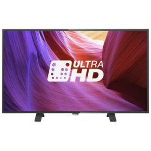 Philips 43PUT4900 43 Inch 4K Ultra HD Freeview HD TV