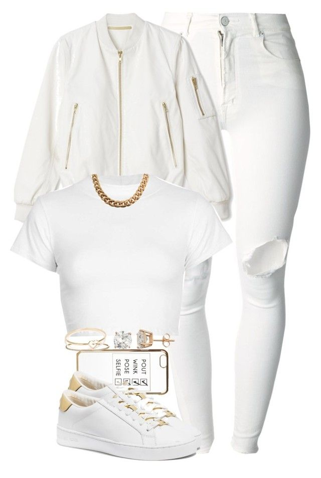 All White Bday Set For Zoria Mh White Fashion Chic