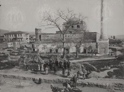 ΤΟ ΚΟΙΝΟ ΤΩΝ ΑΠΑΝΤΑΧΟΥ ΕΛΛΗΝΩΝ: Η σπάνια φωτογραφία του βυζαντινού ναού της Αγίας ...