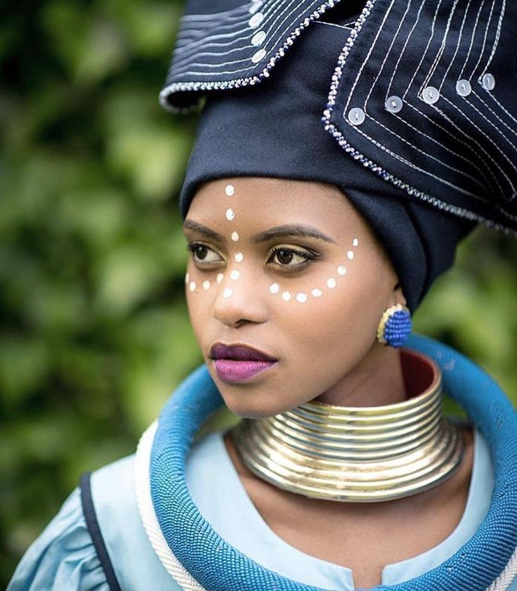 how to wear a doek
