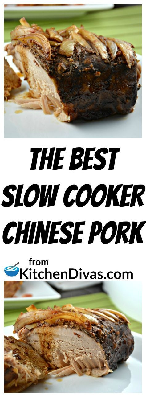 This recipe is fantastic!  Takes little time to prepare and the result is well, fantastic!  The gravy is so yummy!  The flavor that is glazed all over this tender pork is perfect!  This recipe for The Best Slow Cooker Chinese Pork is a definite keeper.